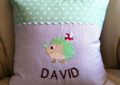 Kuschelkissen David