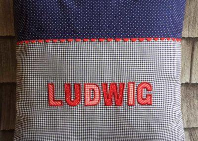 Kuschelkissen Ludwig