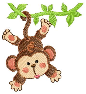 """""""Safari Monkey"""""""