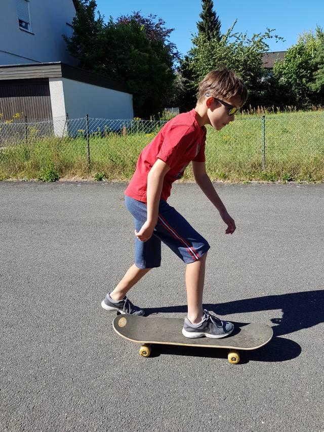 Skaterhose - Sweathose für coole Jungs - Schnittmuster Tom von Kibadoo