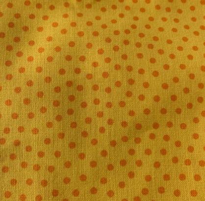 Halstuch für Hunde - Stoffe auf Lager -gelb